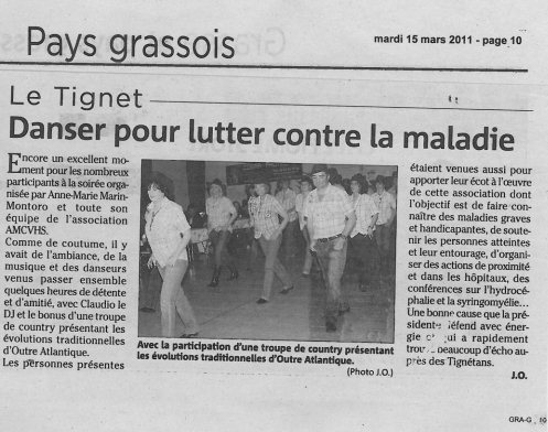 article danse