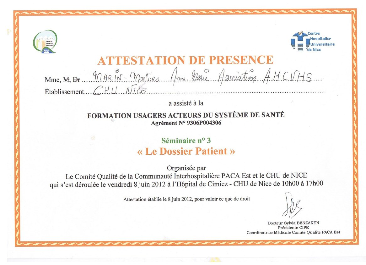 attestation cipe